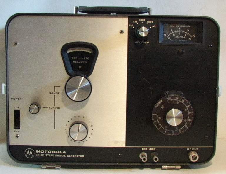 My Motorola Stuff